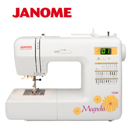 JANOME MAGNOLIA 7330 - Call For Details!!!