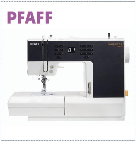 Pfaff Passport 2.0 - Call For Details!