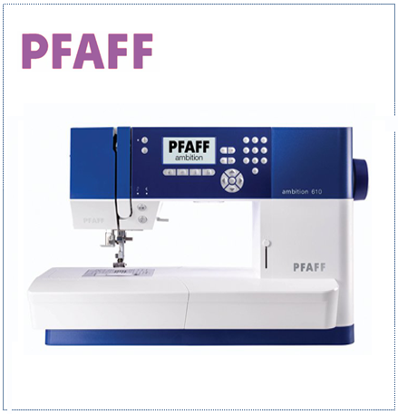 Pfaff Ambition 610 - Call For Details