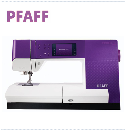 Pfaff Expression 710 - Call For Details!