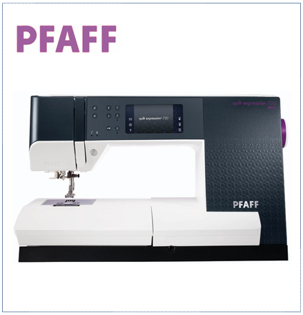 Pfaff Expression 720 - Call For Details