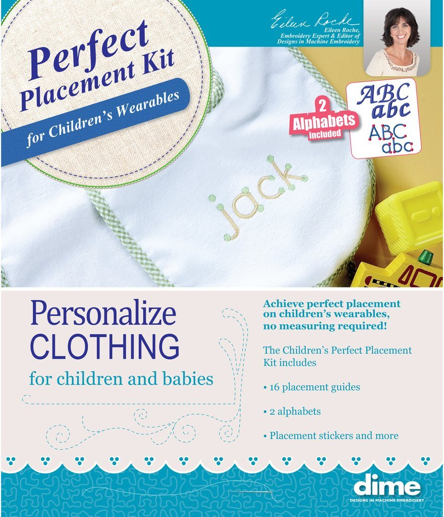 Dime Children's Perfect Placement Kit
