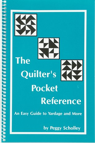 BKS QUILTERS POCKET REFERENCE