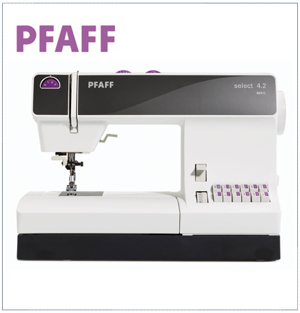 Pfaff Select 4.2 - Call For Details!