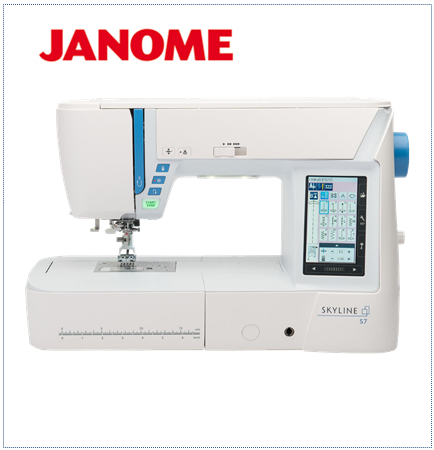 Janome Skyline S-7 - Call For Details