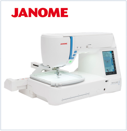 Janome Skyline S-9 - Call For Details