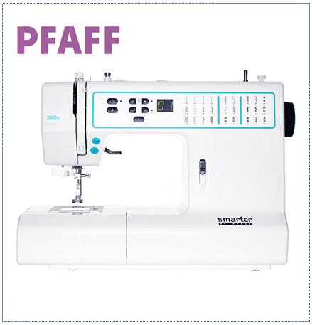 Pfaff Smarter 260c - Call For Details!