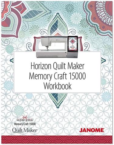 Janome 15000 Workbook