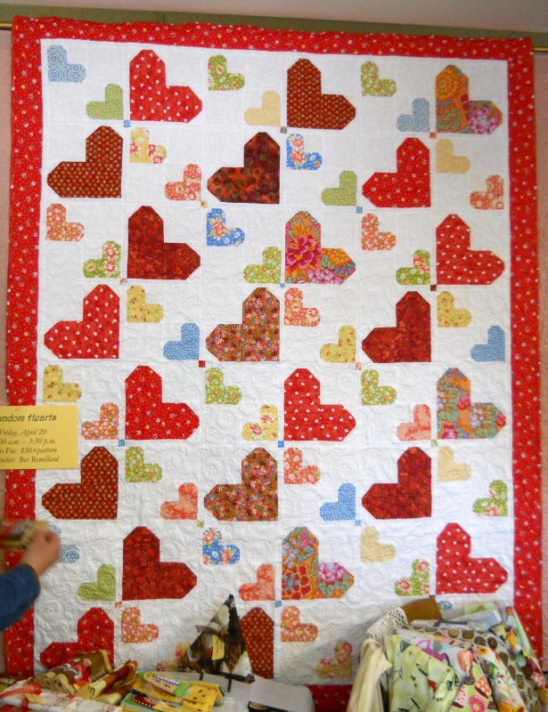 Lollipop Random Hearts Custom