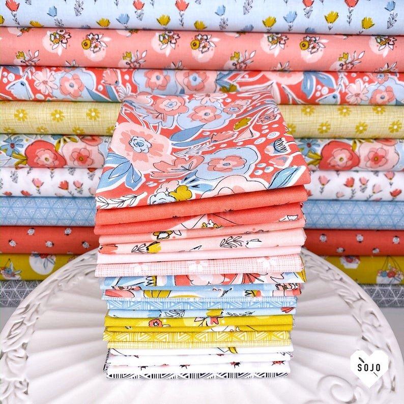 Color of Romance Quilt Kit
