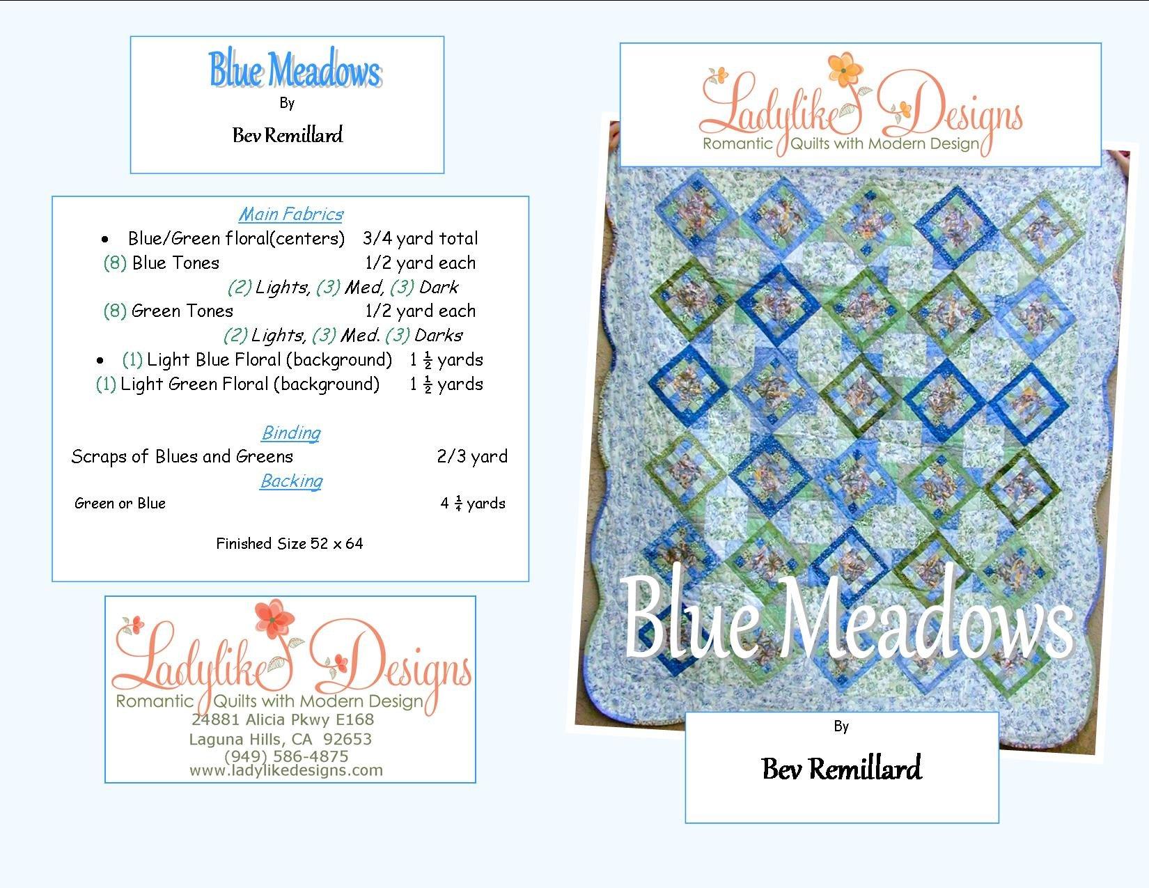 Blue Meadows Wholesale