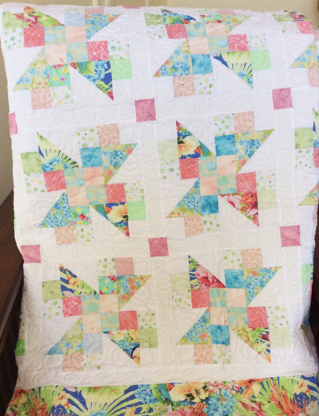 Sea Breeze Quilt Kit