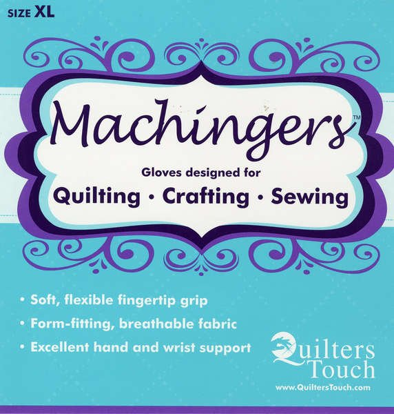 Machingers Quilting Gloves XL