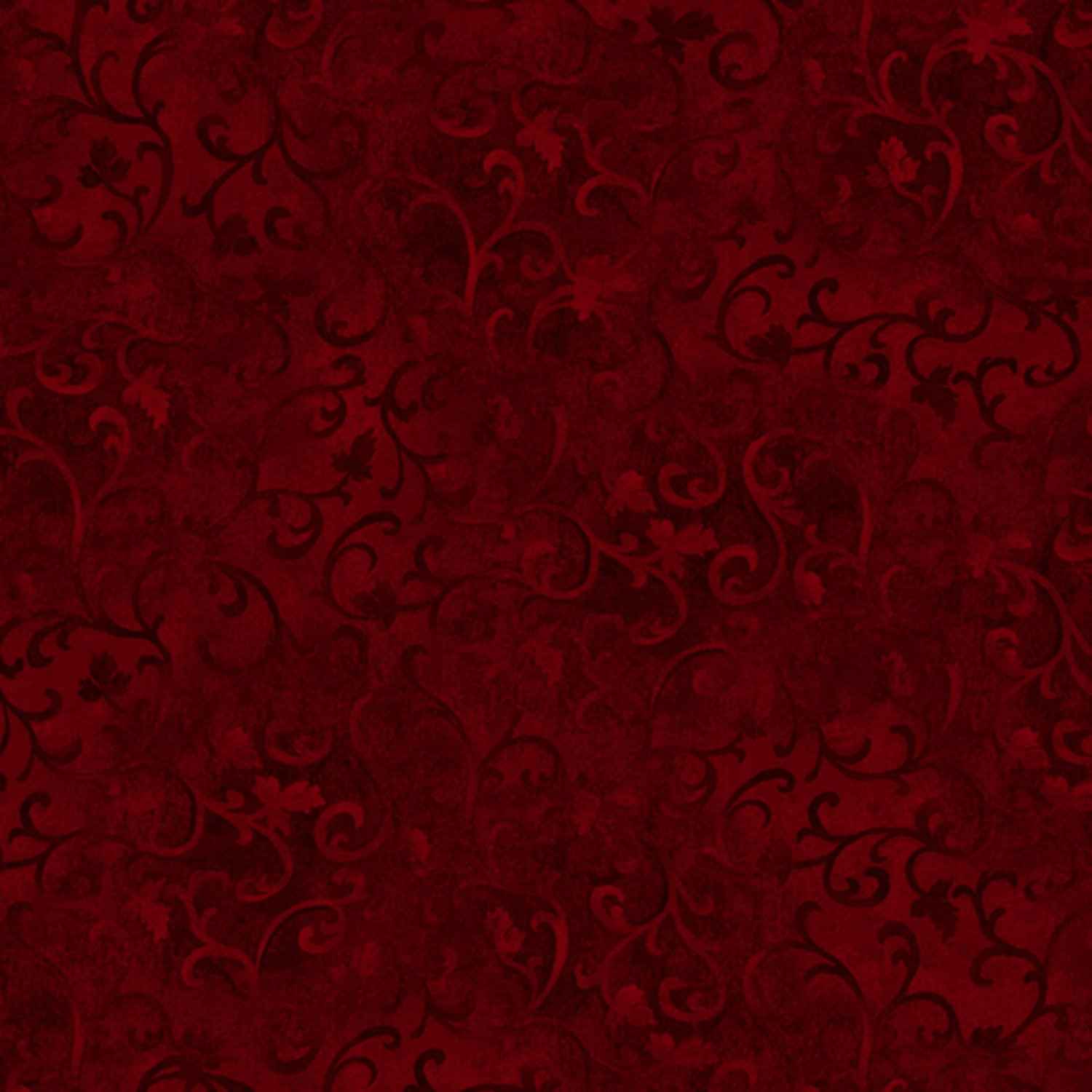 Scroll Essentials Basics Collection  in Burgundy by Wilmington Prints sku:89025-389