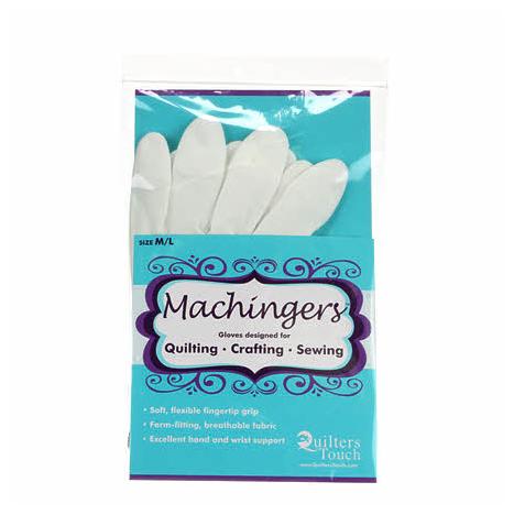 Machingers Quilting Gloves Medium/Large