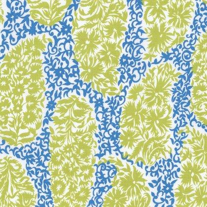 Sunny Isle - Alberto in Mustard by Jennifer Paganelli for Free Spirit Fabrics