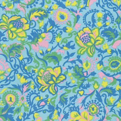 Sunny Isle - Claire in Pink by Jennifer Paganelli for Free Spirit Fabrics