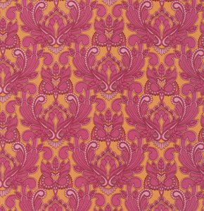 True Colors - Mini Owl in Bitterweet by Tula Pink for Free Spirit Fabrics sku:PWTC026.BITTE
