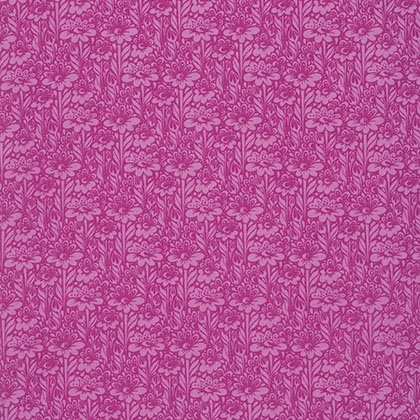 True Colors - Daisy Buds in Fuchsia by Tula Pink for Free Spirit Fabrics sku:PWTC029.FUCHS