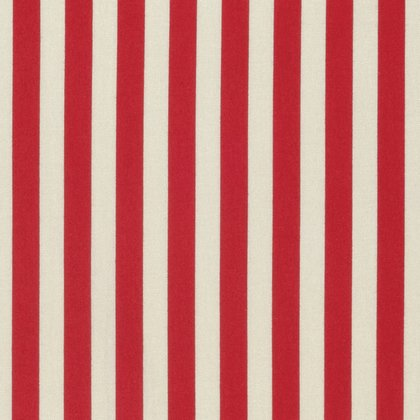 Tabby Road - Tent Stripe in Strawberry Fields by Tula Pink for Free Spirit Fabric sku:PWTP069.STRAW