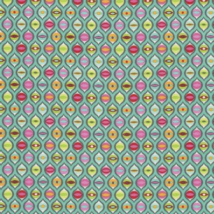 Tabby Road - Cat Eyes in Strawberry Cooler by Tula Pink for Free Spirit Fabric sku:PWTP095.COOLE