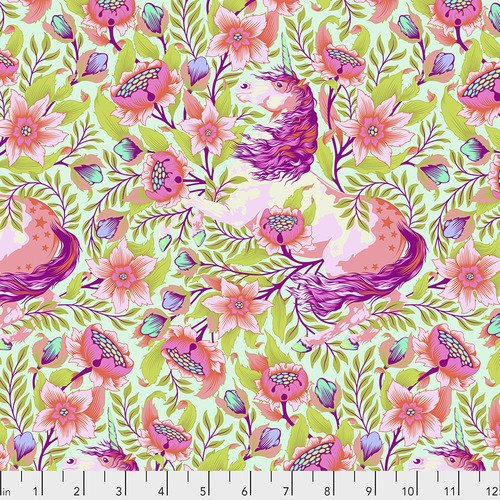 Pinkerville - Imaginarium in Cotton Candy by Tula Pink for Free Spirit Fabrics