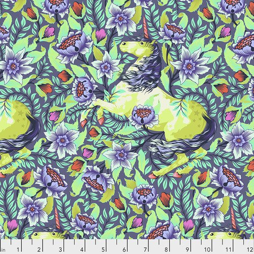 Pinkerville - Imaginarium in Day Dream by Tula Pink for Free Spirit Fabrics