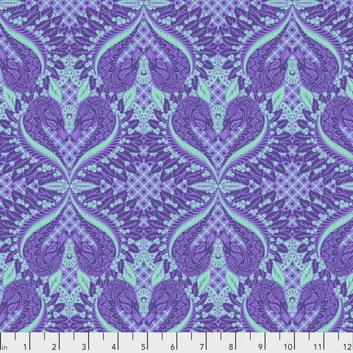 Pinkerville - Gate Keeper in Day Dream by Tula Pink for Free Spirit Fabrics