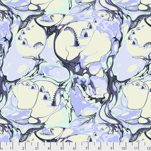 Pinkerville - Blind Faith in Day Dream by Tula Pink for Free Spirit Fabrics