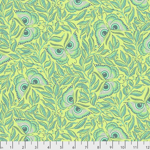 Pinkerville - Enlightenment in Frolic by Tula Pink for Free Spirit Fabrics