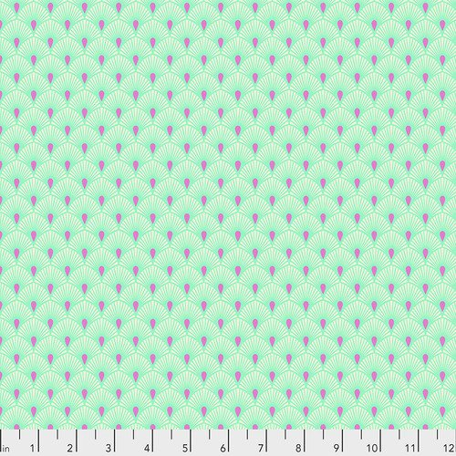 Pinkerville - Serenity in Cotton Candy by Tula Pink for Free Spirit Fabrics