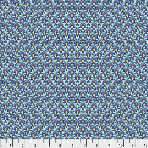 Pinkerville - Serenity in Day Dream by Tula Pink for Free Spirit Fabrics