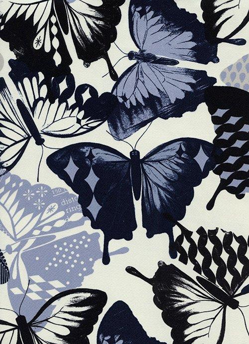 Flutter Ivory Rayon