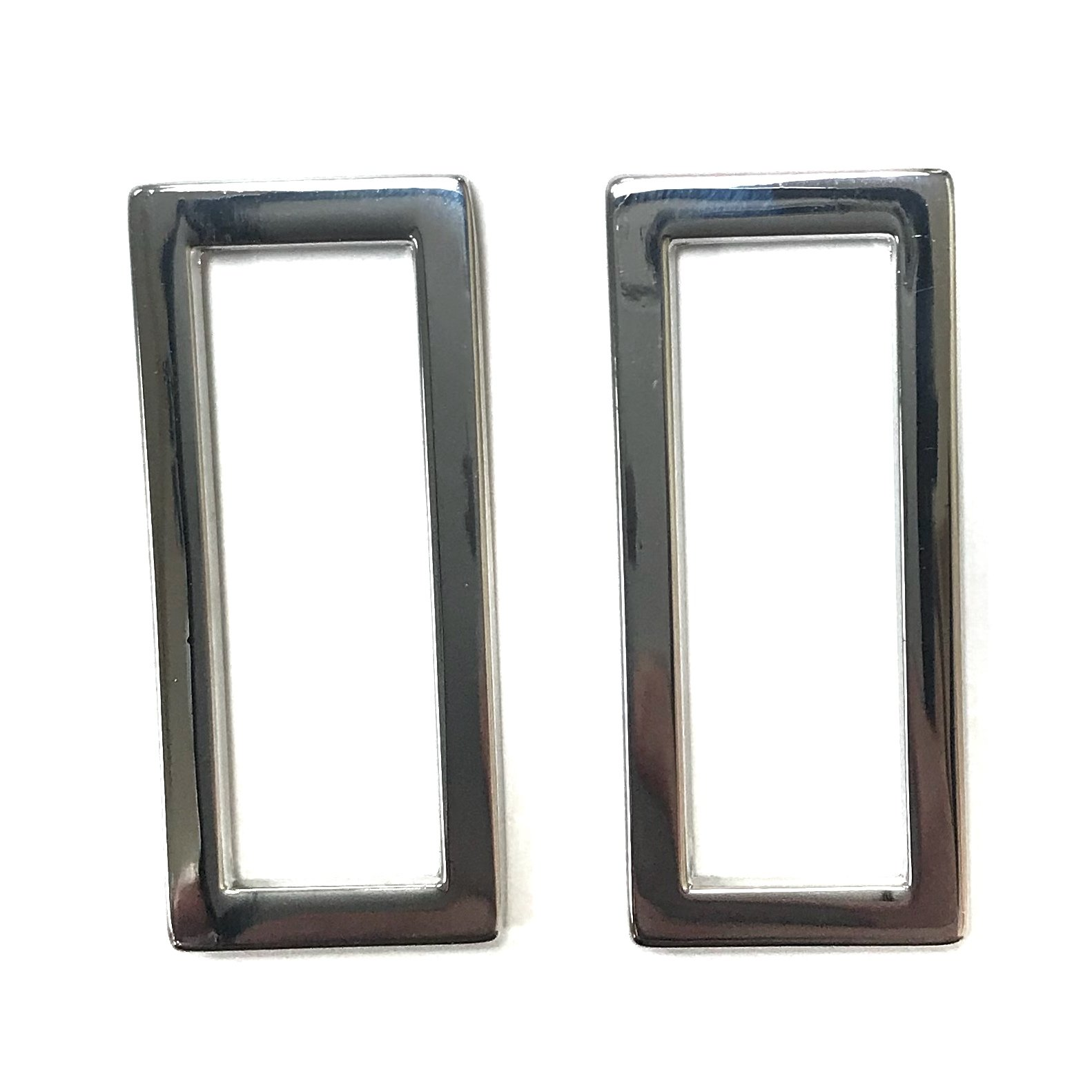 Rectangle Set of 2 - 1 1/2