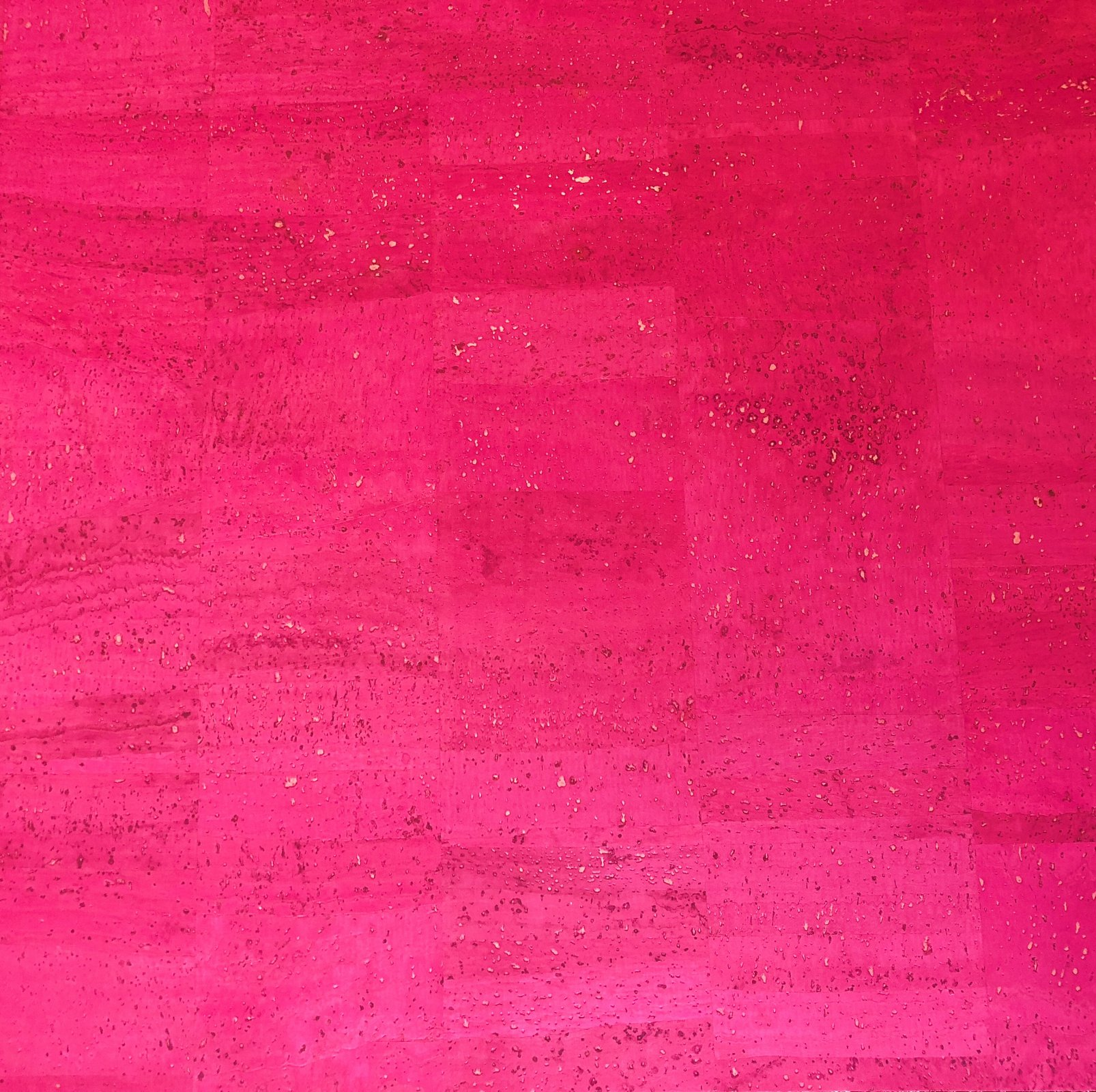 Surface Fuchsia Cork Fabric