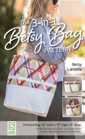 The 3-in-1 Betsy Bag Pattern