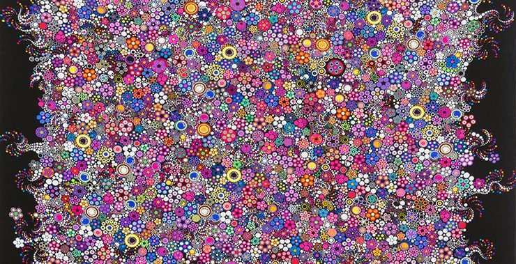 Effervescence Bright Circles and Dots