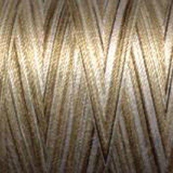 Aurifil Brown Variegated 50wt MK50 4667