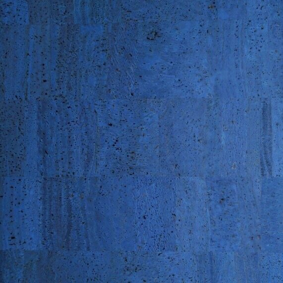 Surface Denim Blue Cork Fabric