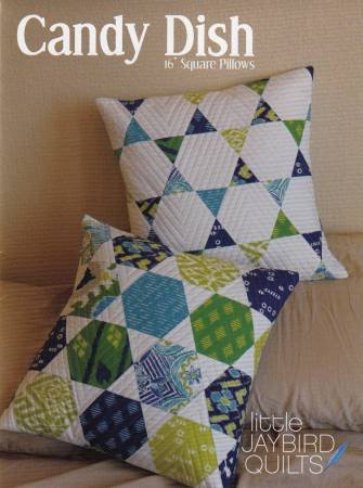 Candy Dish 16 square pillows