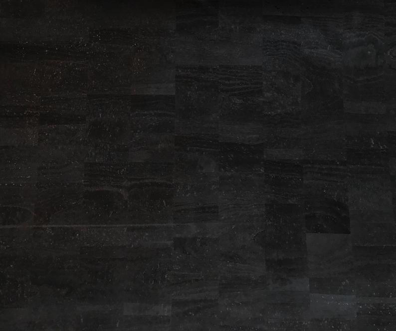 Black Cork Fabric