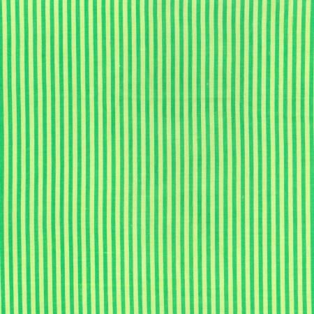Limeade Little Stripe Green