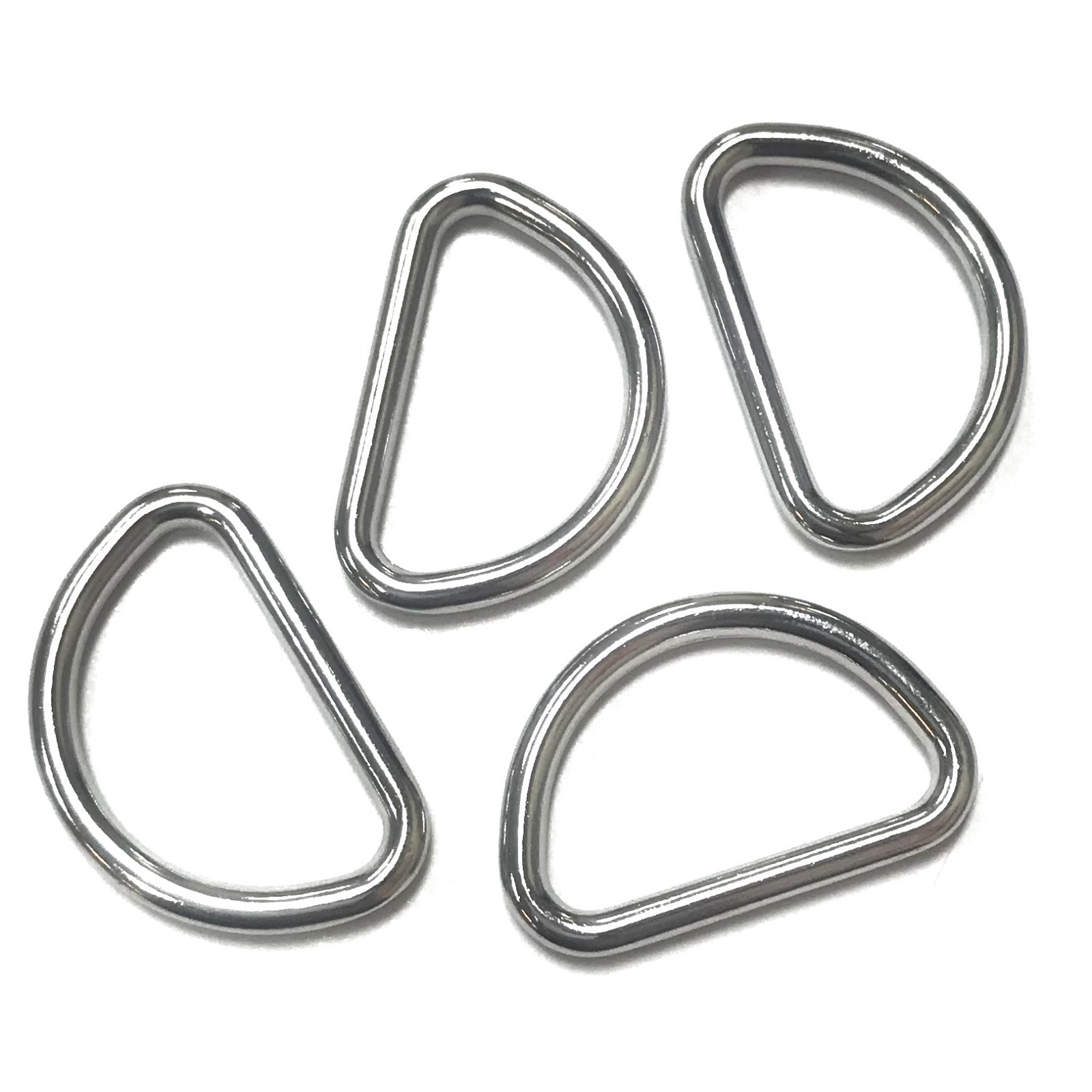 D Rings Set of 4 - 1