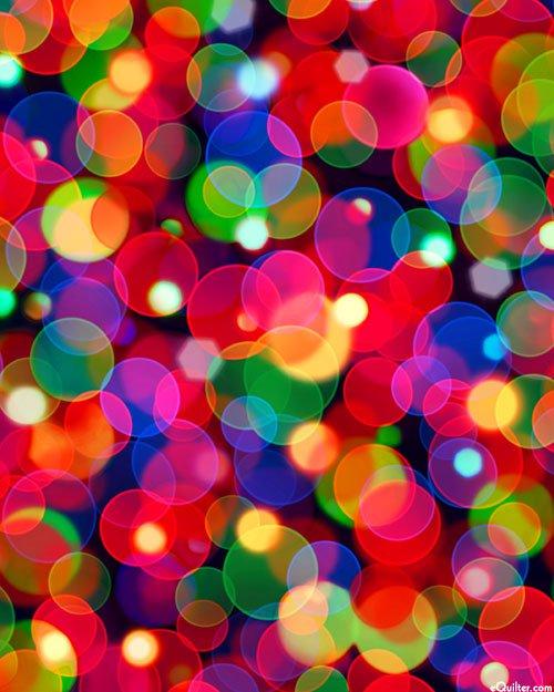 All Aglow Jewel Circle Lights