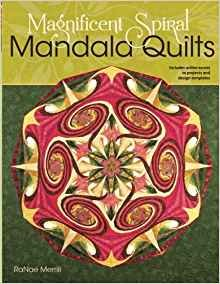 Magnificent Spiral Mandala Quilts Book