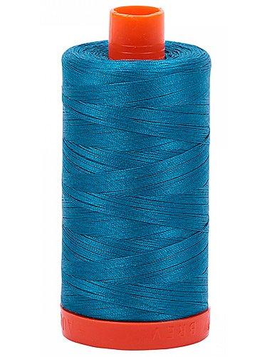 Aurifil Adriatic Blue 50wt MK50 1125
