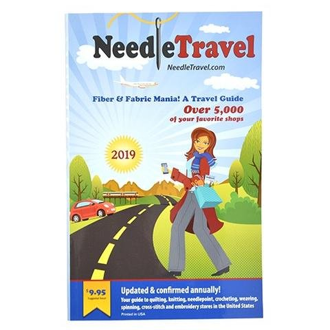 Needle Travel Book 2019