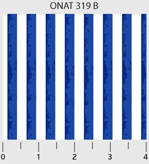 One Nation Stripe Blue