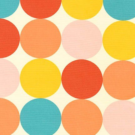 Sevenberry Canvas Print Summer Dots