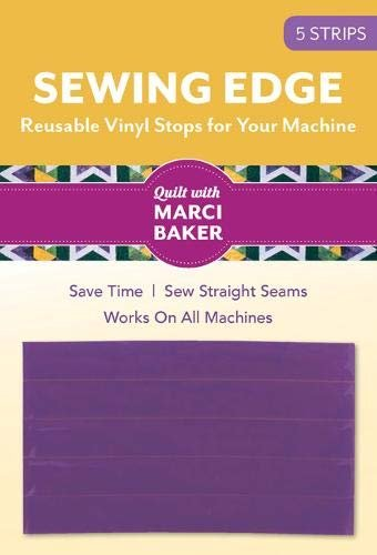 Sewing Edge Reusable Vinyl Stops 5 Count